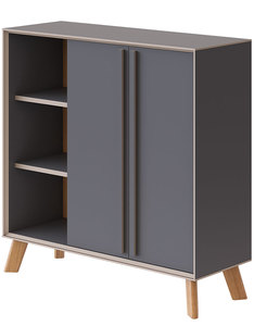 SANDISS BOOKCASE TALL